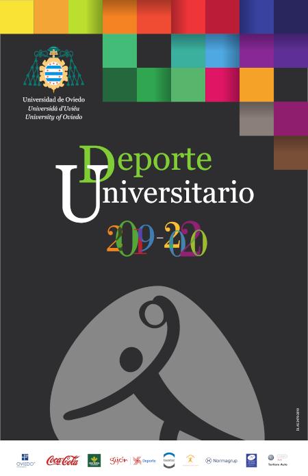 Cartel actividades deportivas 2019-2020